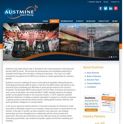 About Austmine Australia