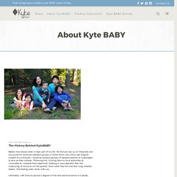 About Kyte BABY Bamboo Sleep Bags, Layette, Blankets