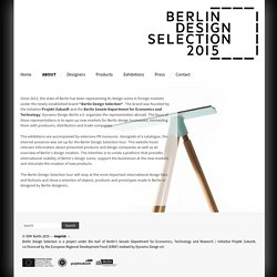 Berlin Design Selection