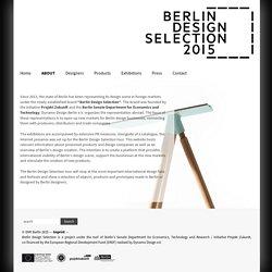 Berlin Design Selection