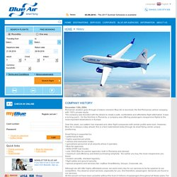 About Blue Air