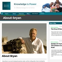 Bryan Bruce - Knowledge is Power