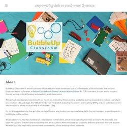 BubbleUp Classroom