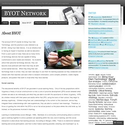 About BYOT
