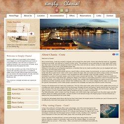 About Chania - Crete