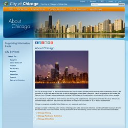 About Chicago