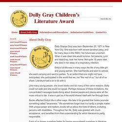 Dolly Gray Children's Literature Award