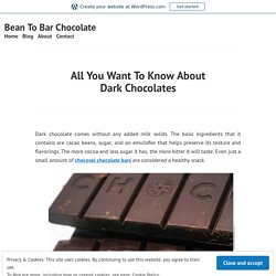 Buy The Best Dark Chocolate Bars Online