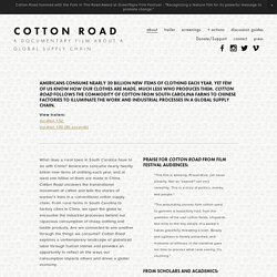 about — Cotton Road