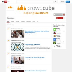 crowdcube's Channel