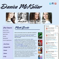 About Danica McKellar's Books