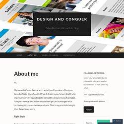 Design and conquer