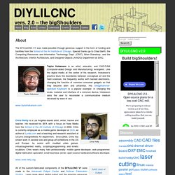 About « DIYLILCNC