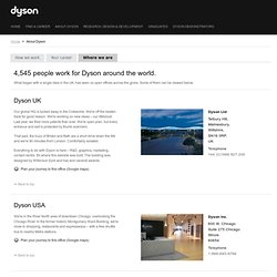 About Dyson