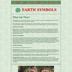 About Earth Symbols