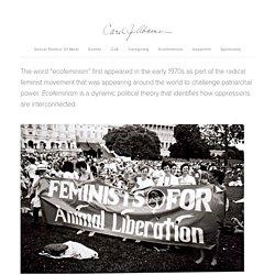 About Ecofeminism — Carol J. Adams