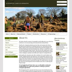 Ecological Land Co-operative