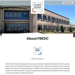 About Fort Bend Economic Development