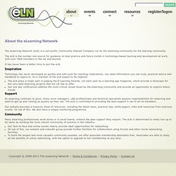 About the eLearning Network