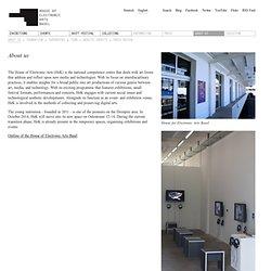 Haus für elektronische Künste