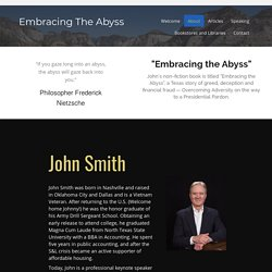 About - Embracing The Abyss