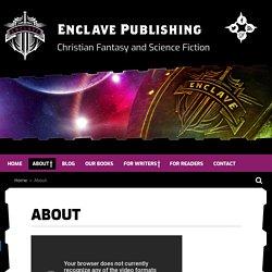 About - Enclave Publishing
