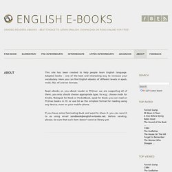 About english-e-books.net