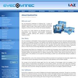About EyeComTec