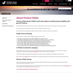 Finance Wales investing in the growth of Welsh SMEs