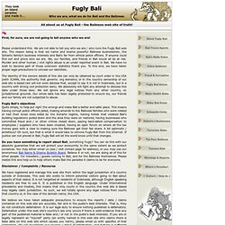 About Fugly Bali