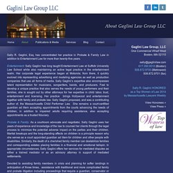 About Gaglini Law Group & Gaglini Law Group History