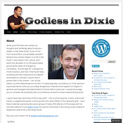 godless in dixie