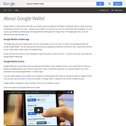Checkout Transitioning to Google Wallet