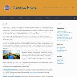 (organiz. USA)_Growing Power_grow seeds, persons, community