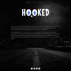 About — HOOKED