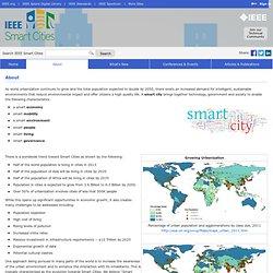 IEEE Smart Cities