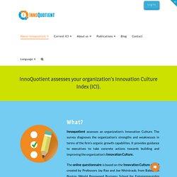 About Innoquotient - Innoquotient
