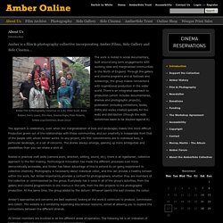 About Us - Introduction - Amber Online