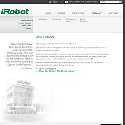 Corporation: Cleaning Robots
