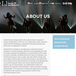 Icelandic dance company