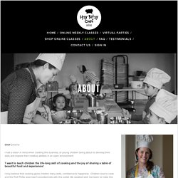 About — Itsy Bitsy Chef