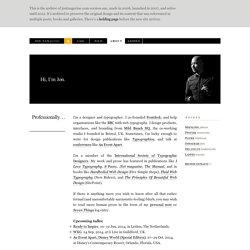 About 陳 Jon Tan