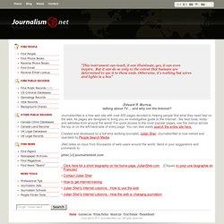 About Journalismnet.com