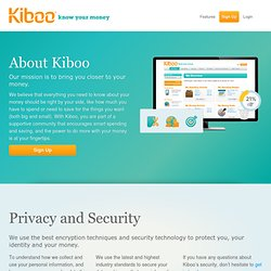 Online Banking Service with Reliability and Security | About Kiboo