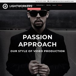 About Lightworkers Republic