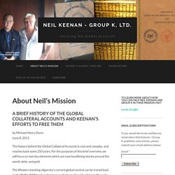 Neil Keenan - Group K, Ltd.