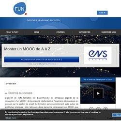 About Monter un MOOC de A à Z