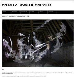 ABOUT MORITZ WALDEMEYER – Moritz Waldemeyer