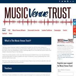Music Venue Trust