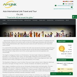 Travel To Myanmar - ailinktravelandtour.com